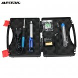 wholesale 11 in 1 Welding Soldering Iron Tools Kit 60W 220V EU Plug 5p