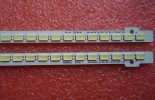 Samsung 2011SVS55_6.5K_V2_1CH_PV_LEFT100 / RIGHT100 BN64-01664A LED Light Strips for UA55D6600WJ - 2 Strips